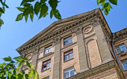 Москва, 1-я улица Ямского Поля, дом 24 (САО, район Беговой)