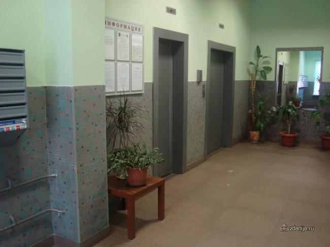 Москва, Карамышевская набережная, дом 20, корпус 1 (СЗАО, район Хорошево-Мневники)