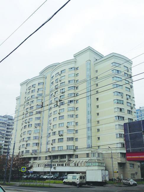 Москва, Первомайская улица, дом 112, Серия И-1932 (ВАО, район Восточное Измайлово)