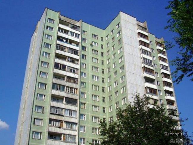 Москва, Новгородская улица, дом 33, Серия П-43 (СВАО, район Лианозово)