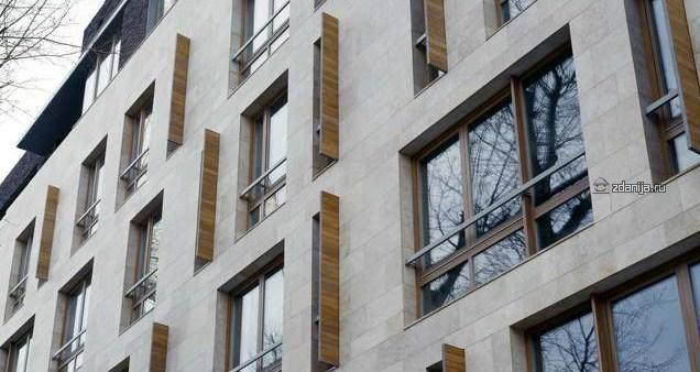 Москва, Бутиковский переулок, дом 5 (ЦАО, район Хамовники)