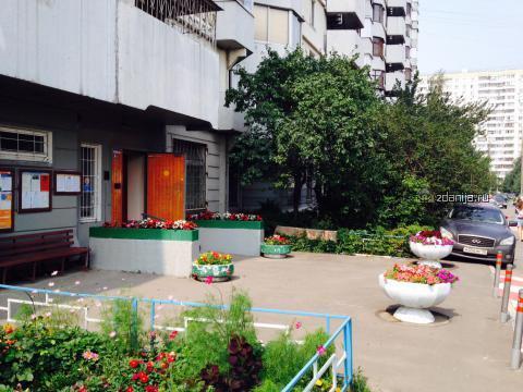 Москва, Братеевская улица, дом 18, корпус 5 (ЮАО, район Братеево)