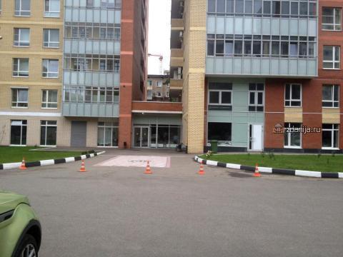 Москва, Маломосковская улица, дом 4 (СВАО, район Алексеевский)