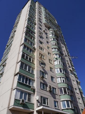 Москва, Балаклавский проспект, дом 18, корпус 1 (ЮЗАО, район Зюзино)