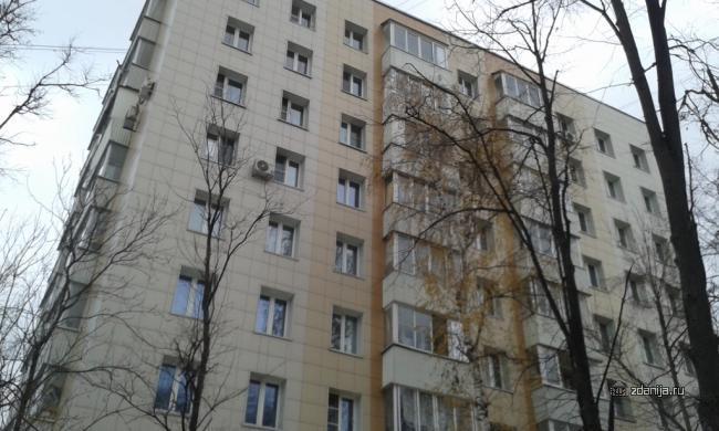 Москва, бульвар Маршала Рокоссовского, дом 13 (ВАО, район Богородское)