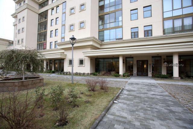 Москва, Якиманский переулок, дом 6 (ЦАО, район Якиманка)