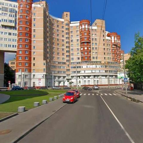 Москва, Петровско-Разумовская аллея, дом 10, корпус 2 (САО, район Аэропорт)