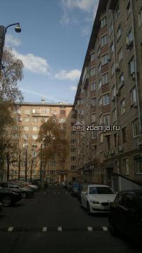 Москва, Ленинский проспект, дом 40 (ЮЗАО, район Гагаринский)