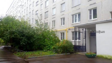 Москва, 2-й Павловский переулок, дом 20, Серия I-515 (ЮАО, район Даниловский)