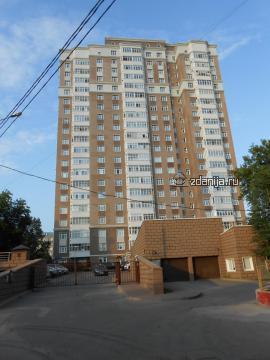 Москва, Тимирязевская улица, дом 8, корпус 1 (САО, район Тимирязевский)