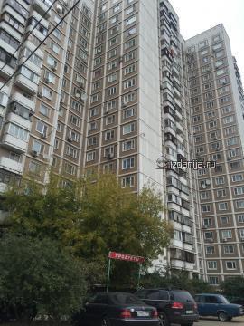 Москва, Поречная улица, дом 21, Серия КТЖС (ЮВАО, район Марьино)