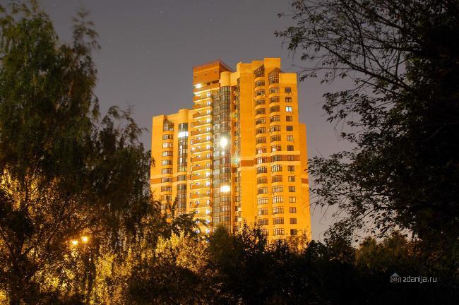 Москва, Нежинская улица, дом 8, корпус 1 (ЗАО, район Очаково-Матвеевское)
