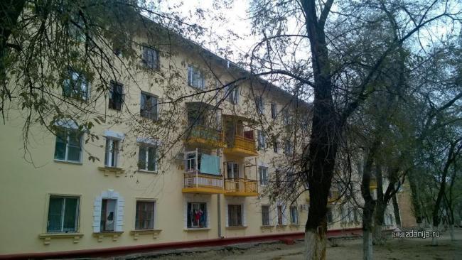 г. Волгоград р-он Тракторозаводский, ул. им Дзержинского, дом 34