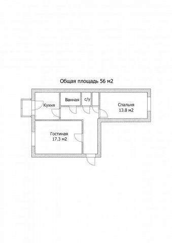 г. Волгоград, Советская площадь, дом 28, планировка квартир