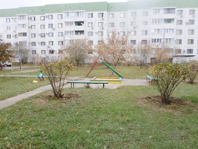 г. Волгоград, ул. Терешковой, дом 21