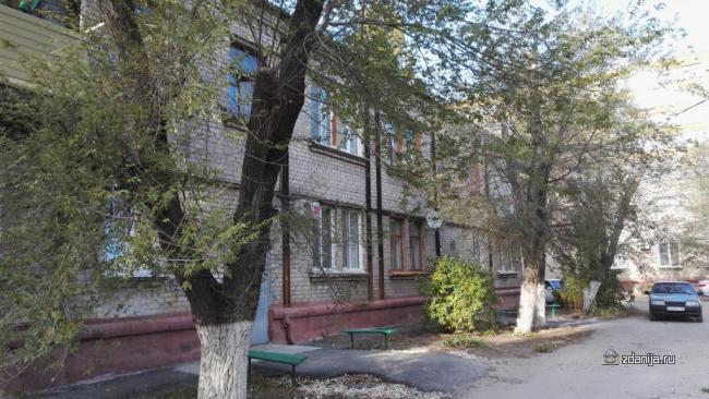 г. Волгоград, Тракторозаводский р-он, ул. Очаковская, дом15