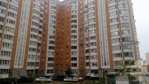 г. Красногорск, ул. Братьев Горожанкиных, дом 15
