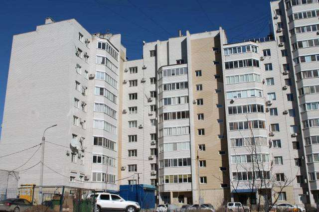 г. Волгоград, ул. 8 Воздушной Армии, дом 9, планировки двухкомнатной квартиры