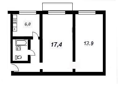 Комната для брата и сестры