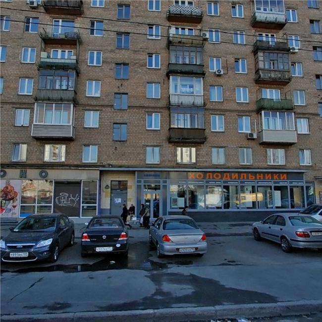 Москва, улица Сущевский Вал, дом 62 (ЦАО, район Мещанский)