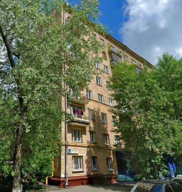 Москва, улица Ферсмана, дом 5, корпус 1 (ЮЗАО, район Академический)