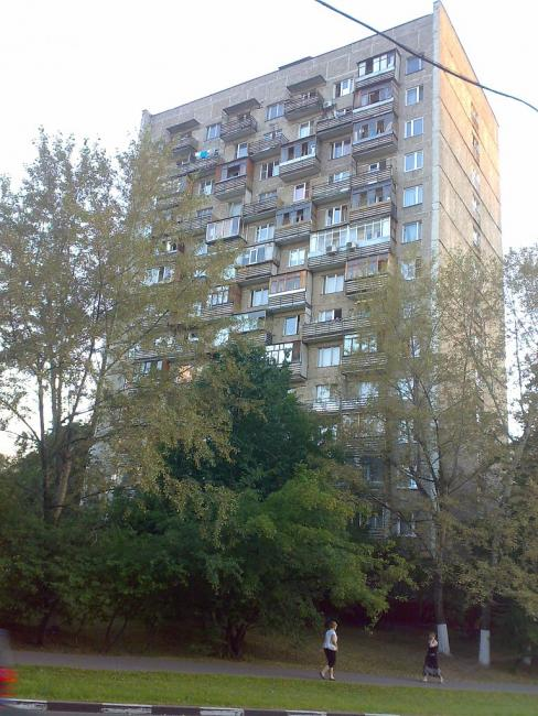 Москва, Болотниковская улица, дом 49, Серия И-209А (ЮЗАО, район Зюзино)