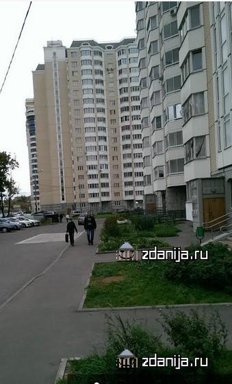 Москва, улица Милашенкова, дом 5, корпус 1, Серия П-44т (СВАО, район Бутырский)