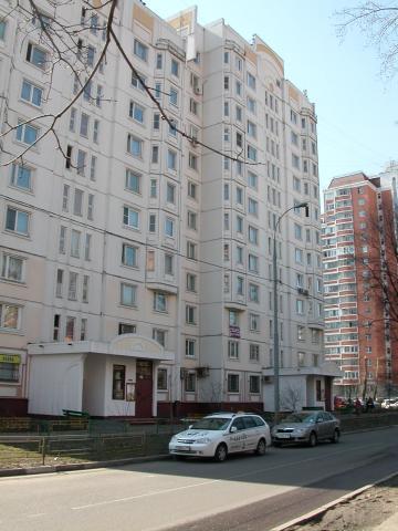 Москва, Новорогожская улица, дом 14, корпус 1, Серия п3м (ЦАО, район Таганский)