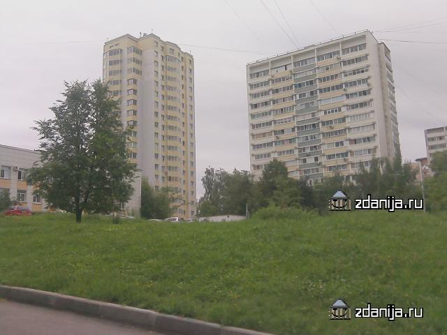Москва, Широкая улица, дом 13, корпус 2, Серия II-68 (СВАО, район Северное Медведково)