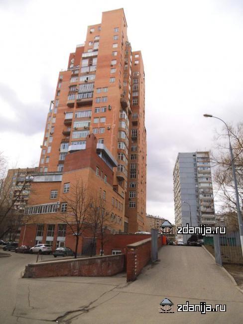 Москва, Ломоносовский проспект, дом 7, корпус 5 (ЮЗАО, район Гагаринский)