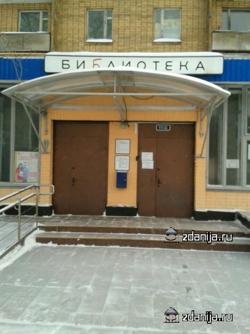 Москва, Полярная улица, дом 26, корпус 1, Башня Вулыха (СВАО, район Северное Медведково)
