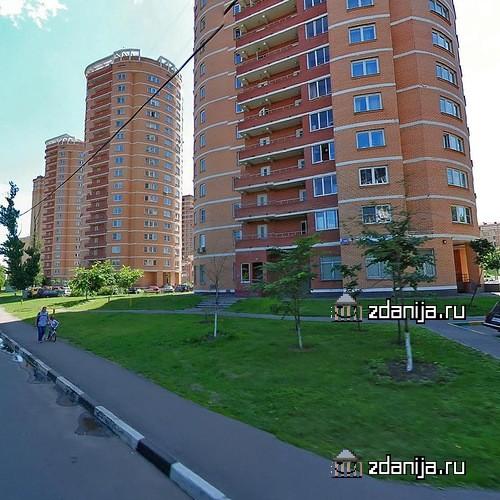 Москва, Новорогожская улица, дом 38 (ЦАО, район Таганский)