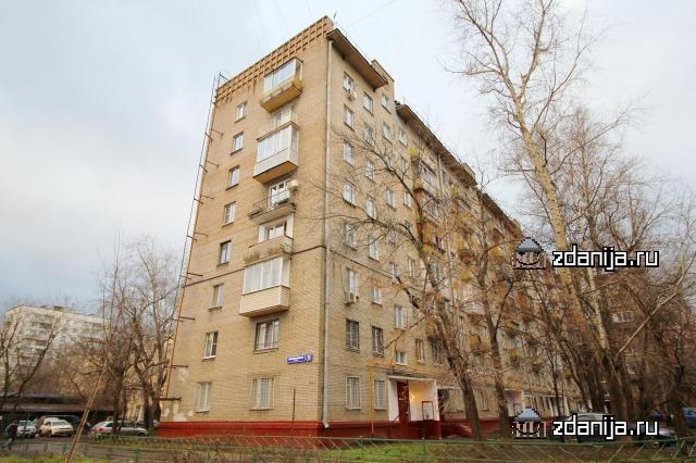Москва, Новорогожская улица, дом 5, Серия II-29-9 (ЦАО, район Таганский)