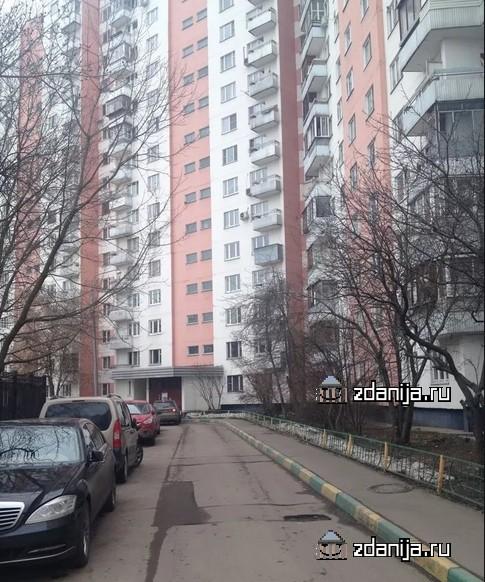 Москва, бульвар Яна Райниса, дом 47, корпус 1, Серия - П-3 (СЗАО, район Южное Тушино)