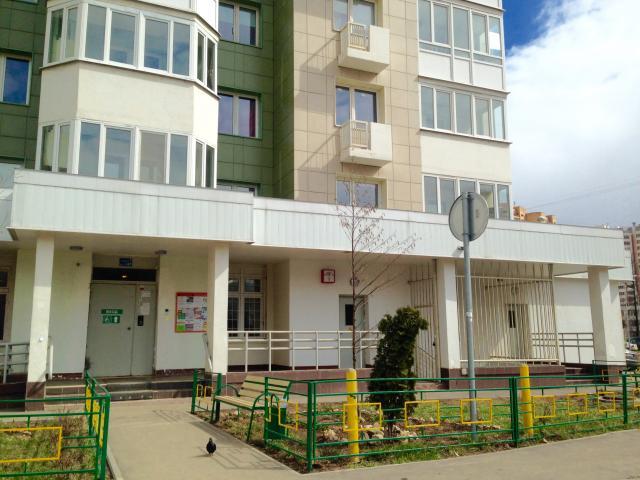 Москва, Рогачевский переулок, дом 7, корпус 1 (САО, район Бескудниковский)