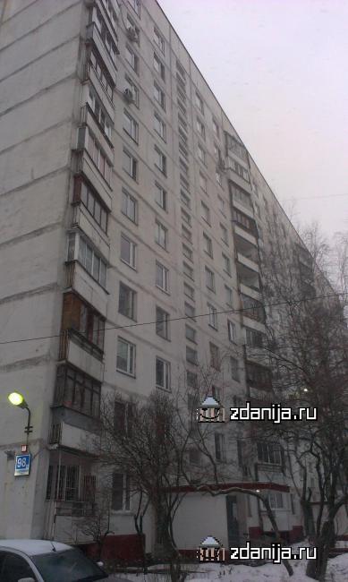 Москва, Профсоюзная улица, дом 98, корпус 10 (ЮЗАО, район Коньково)