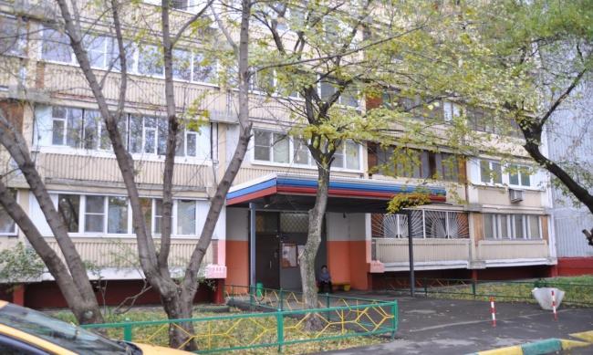 Москва, Олонецкая улица, дом 17А (СВАО, район Отрадное)