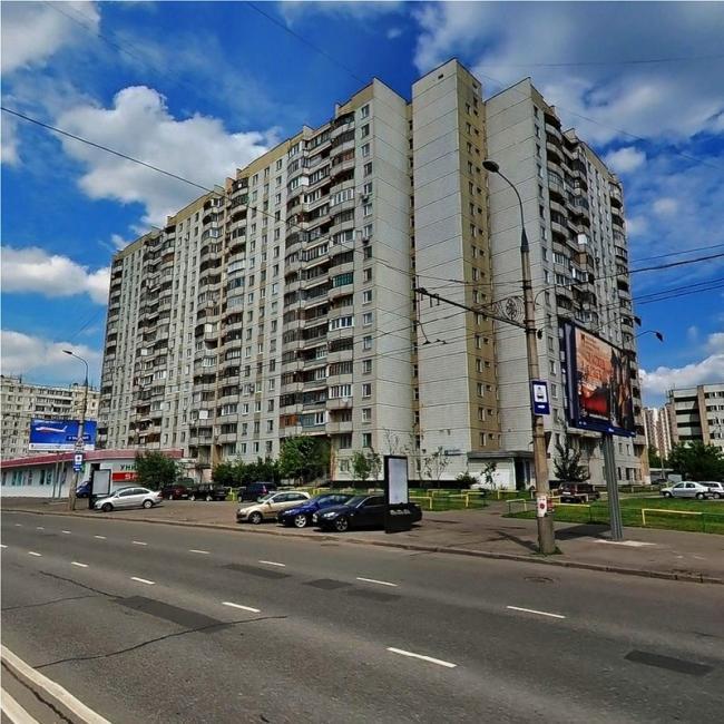 Москва, улица Милашенкова, дом 8, Серия П-44 (СВАО, район Бутырский)