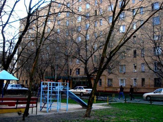 Москва, улица Расплетина, дом 3, корпус 3 (СЗАО, район Щукино)
