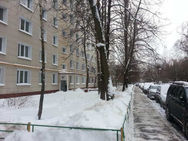 Москва, Профсоюзная улица, дом 96, корпус 4 (ЮЗАО, район Коньково)