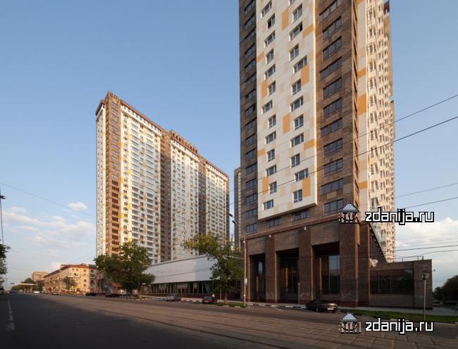 Москва, Первомайская улица, дом 42 (ВАО, район Измайлово)