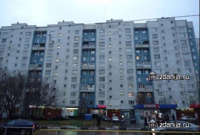 Москва, улица Плещеева, дом 8 (СВАО, район Бибирево)