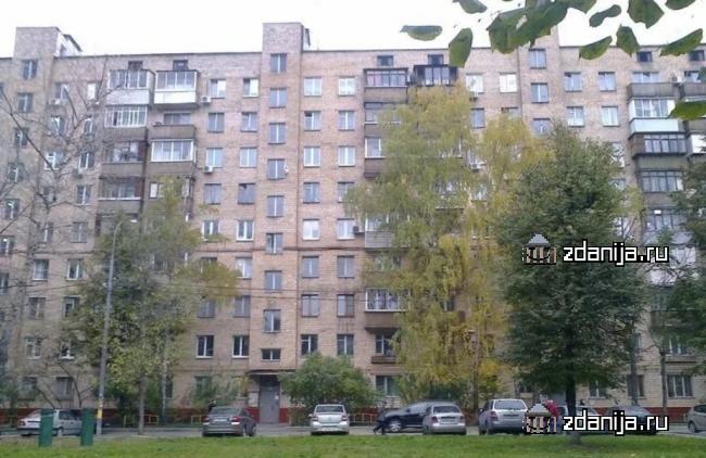 Москва, Ленинградское шоссе, дом 9, корпус 2, (САО, район Войковский)