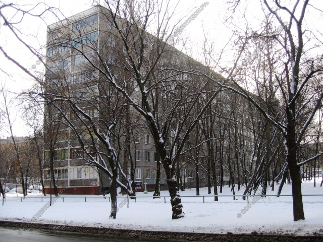 Москва, улица Усиевича, дом 25, корпус 1 (САО, район Аэропорт)