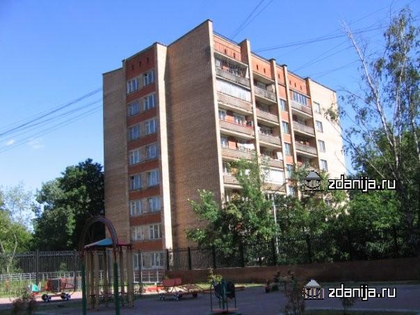 Москва, Песчаный переулок, дом 14, корпус 4, гибрид II-20 и II-29-41/37 (САО, район Сокол)