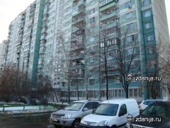 Москва, проспект Вернадского, дом 105, корпус 2 (ЗАО, район Тропарево-Никулино)
