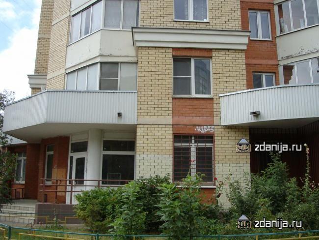Москва, Бескудниковский бульвар, дом 38, корпус 1 (САО, район Бескудниковский)