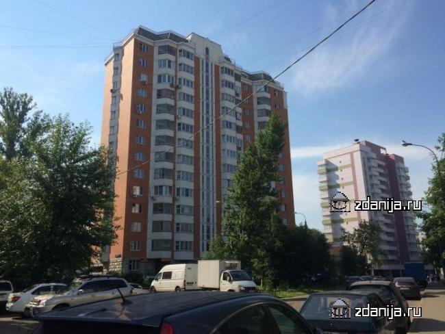 Москва, Коровинское шоссе, дом 3, корпус 2, Серия П-44т (САО, район Западное Дегунино)