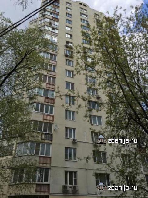 Москва, Коровинское шоссе, дом 17, корпус 2 (САО, район Западное Дегунино)