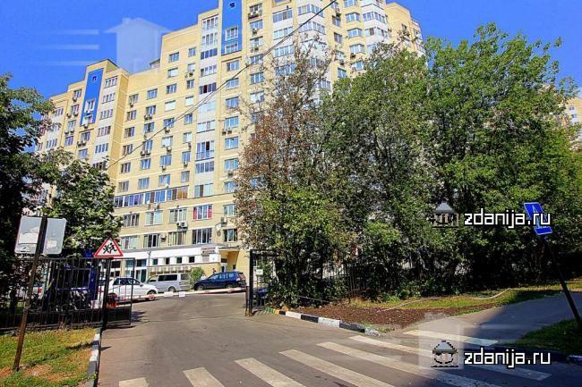 Москва, Челюскинская улица, дом 9 (СВАО, район Лосиноостровский)